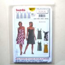 Summer Dress 8 10 12 14 16 18 20 Burda Sewing Pattern 8071
