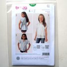Blouse 6 7 8 9 10 11 Burda Kids Sewing Pattern 9392