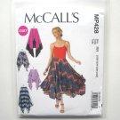 Misses Womens Skirts 18W 20W 22W 24W McCalls Sewing Pattern MP428