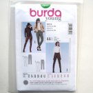 Misses Pants Burda Young Fashion Sewing Pattern 7017