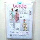 Misses Dress Jacket Burda Style Sewing Pattern 7115