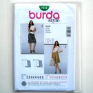 Misses Skirts 10 - 24 Burda Style Sewing Pattern 7531