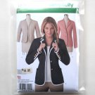Misses Unlined Jacket 16 18 20 22 24 Simplicity Sewing Pattern 1421