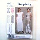 Womens Tunics Pants 14 16 18 20 22 Simplicity Sewing Pattern S0913
