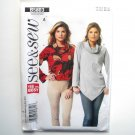 Misses Very Easy Top All Sizes See & Sew Butterick Pattern B5803