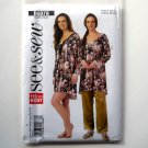 Womens Dress Pants All Sizes Very Easy See & Sew Butterick Pattern B6078