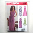 Misses Dresses Simplicity New Look Sewing Pattern S0544