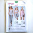 Misses Easy Tops 8 - 18 Burda Style Young Sewing Pattern 6794