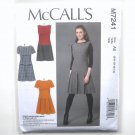 Misses Dresses 6 - 14 McCalls Sewing Pattern M7241