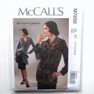 Womens Misses Tops 14 - 22 McCalls Sewing Pattern M7250