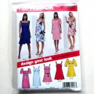 Womens Misses Dresses Simplicity New Look Sewing Pattern 6800