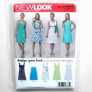 Womens Misses Design Your Dress Simplicity New Look Sewing Pattern 6885
