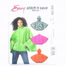 Misses Capelets McCalls Sewing Pattern M6150