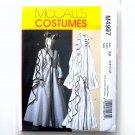 Misses Renaissance Dresses Costumes McCalls Sewing Pattern M4997