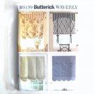 Window Treatments Home Decorating Waverly Butterick Pattern B5159