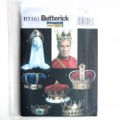 Crowns Veil Headpiece Making History Butterick Pattern B5161