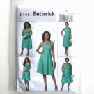Misses Womens Dress 18W - 24W Butterick Pattern B5461