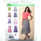 Misses Skirts 18 - 26 Design Your Own Simplicity Sewing Pattern 1445