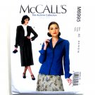 Misses Jackets McCalls Sewing Pattern M6995