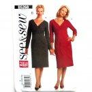 Misses Womens Dresses 16 18 20 22 See Sew Butterick Pattern B5268
