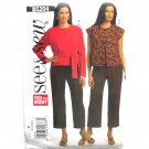Jacket Belt Pants 16 18 20 22 See Sew Butterick Pattern B5204
