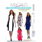 Misses Dresses Classic Fit 16 - 22 McCalls Sewing Pattern M6028