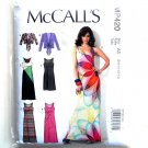 Misses Tie-Front Jackets Tank Dresses 6 8 10 12 14 McCalls Sewing Pattern MP420