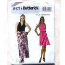 Misses Dress Maggy London 6 - 14 Butterick Pattern B5758