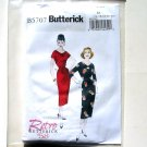 Retro Misses Dress and Belt 14 16 18 20 22 Butterick Pattern B5707