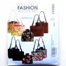 Fashion Accessories Bag Tote Liner Out of Print McCall's Pattern M5944