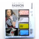 Fashion Accessories Clutch Bags Out of Print McCall's Pattern M6089
