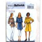 Misses Top Tunic Dress L - XXL Easy Butterick Pattern B5612
