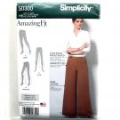 Misses' Amazing Fit Pants Simplicity Sewing Pattern S0300