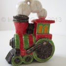 Ceramic Choo Choo Train (Red/Green) (Code 9028.10)