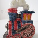 Ceramic Choo Choo Train (Blue/Red) (Code 9028.11)