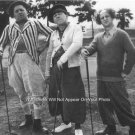 Three Stooges Great Golf Photo  classic funny buddys