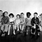 OUR GANG PHOTO THE LITTLE RASCALS COMEDY CHILD ACTORS BLACK AND WHITE TELEVISION