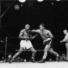 1953 PHOTO JERSEY JOE WALCOTT ROCKY MARCIANO WORLD HEAVYWEIGHT CHAMPIONS