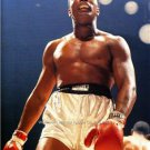 MUHAMMAD ALI CASSIUS CLAY WORLD HEAVYWEIGHT BOXING CHAMPION FIGHTER COLOR PHOTO