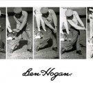 Ben Hogan Sequence 5 Photos of Hogan Amazing Set