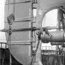RMS TITANIC HUGH PROPELLER RUDDER  WHITE STAR PASSENGER SHIP LINE 1911 PHOTO