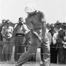 Rare Ben Hogan PGA Golfer Fan Masters Champion Pro Shop Wall Gift Impact Photo