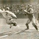 Greatest Vintage Action Slide  Baseball Photo 11 x 14
