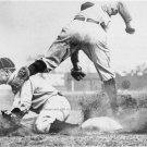 Ty Cobb sliding into third base  Baseball Photo 11 x 14