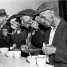 United States Great Depression President FDR Era Soup Kitchen Unemployed Photo