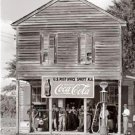 Old Country Store Alabama Gas Post Office1940 Photo Nostalgic Metal Signs Coke