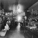 Old County General Corner Store Coffee Canned Goods Tobacco Wall Art Decor Photo