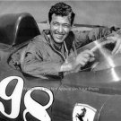 PHOTO CARROLL SHELBY COBRA GT 350 500 MUSTANG CHAMPION MOTOR SPORTS HALL OF FAME