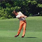 Tom Watson Action Shot 1977 Golf Photo Augusta  MASTERS