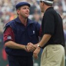 Payne Stewart and Phil Mickelson US Open Golf Photo
